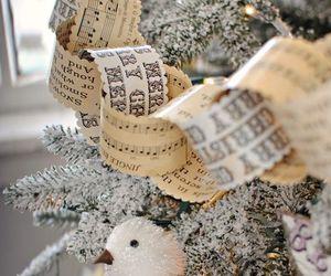 christmas, holidays, and ornaments image