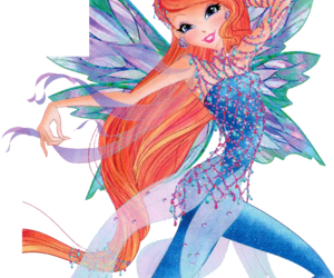 bloom, world of winx, and winx club image