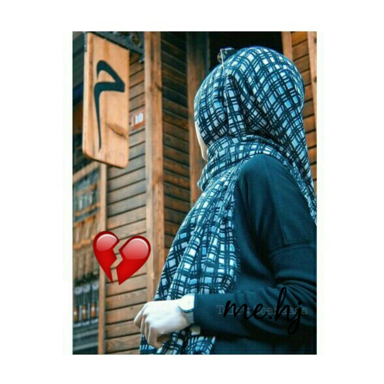 404 Images About رمــزيــات مـحـجـبــات On We Heart It See