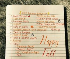 fall bucketlist image