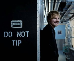 <3, ed, and singer image
