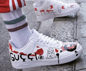 theme, aesthetic, and gucci image