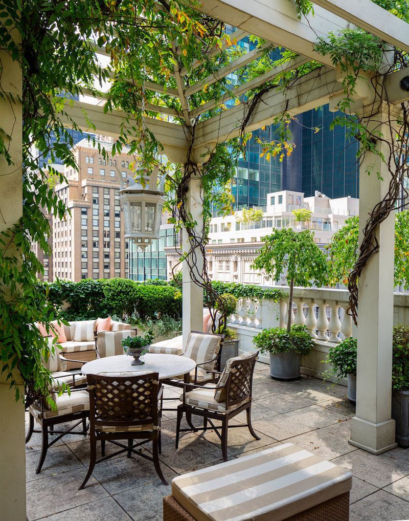 Jardin Sur Une Terrasse image about aesthetic in jardin, terrasse ?cátia vanessa ♔