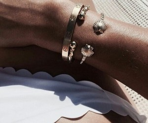 bracelet, style, and accessories image