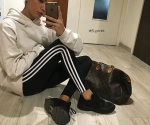 shoes sneakers, louis vuitton lv, and basket footwear image