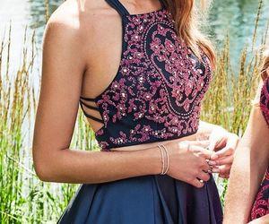 fashion, fashion photography, and prom dress image
