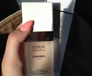 chanel, coco chanel, and nails image