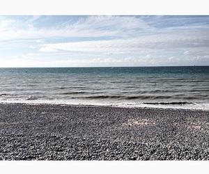 beach, calm, and holidays image