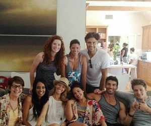 cast, jane the virgin, and série image
