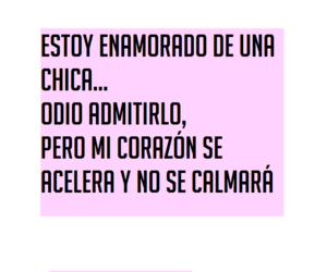 amor, frases, and Girl Crush image