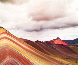 geology, landscape, and pink image