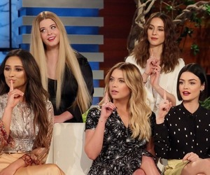 events, pretty little liars, and ashley benson image