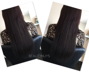 hairextensions, humanhair, and hairtalk image