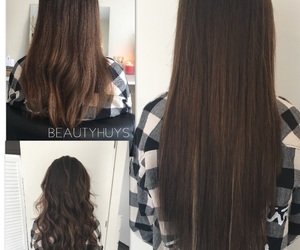 hairextensions and beautyhuys image