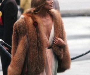 70s, fur, and lauren hutton image