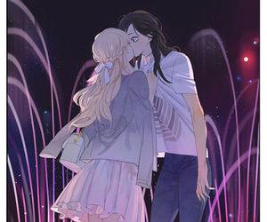 kiss, sun jing, and tamen de gushi image