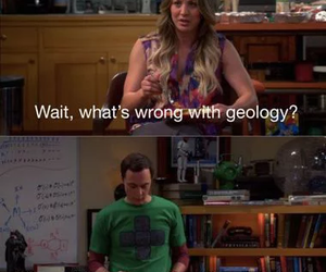 the big bang theory, funny, and penny image