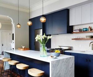 kitchen, design, and decor image