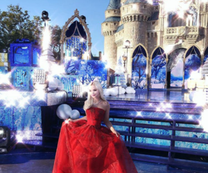 dove cameron, beauty, and castle image