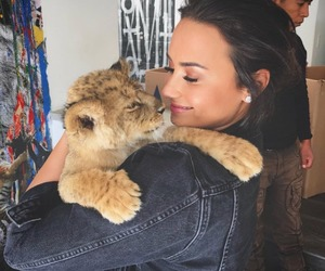 demi lovato, demi, and famous image