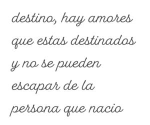 amor, destino, and frases image
