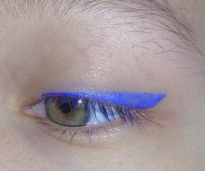 blue, alternative, and eye image