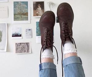 fashion, shoes, and aesthetic image
