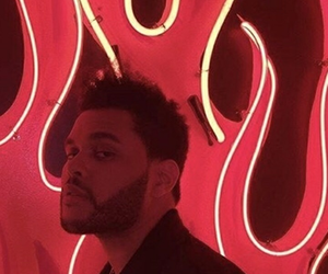 wallpaper, weeknd, and the weeknd image