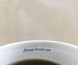 quotes, coffee, and always image