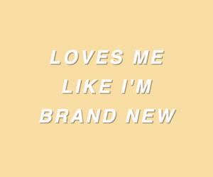 Lyrics, new, and quote image