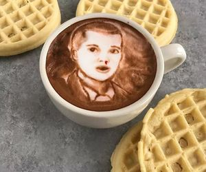 cafe, coffee, and eleven image