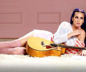 katy perry and singer image