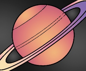 anime, astronomy, and colours image