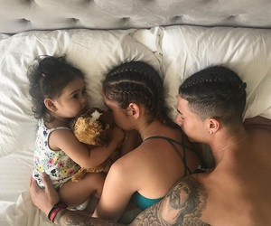 love, family, and goals image