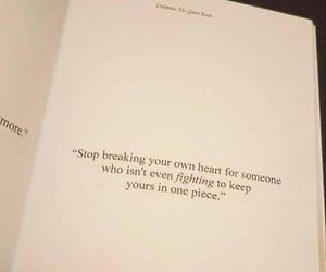 heartbreak, quote, and quotes image