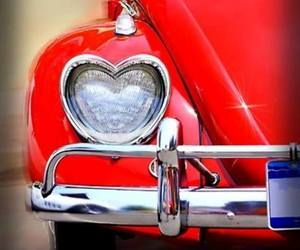 cars and love image