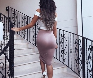 booty, clothes, and wardrobe image