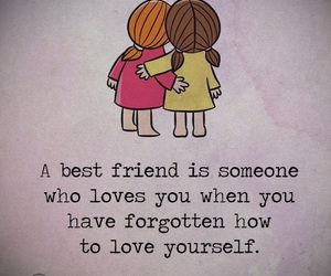 quotes and bff image