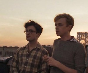 kill your darlings, daniel radcliffe, and movie image