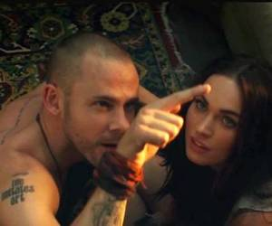 boy, megan fox, and crazy image