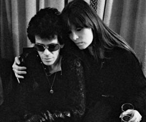 black and white, the velvet underground, and lou reed image