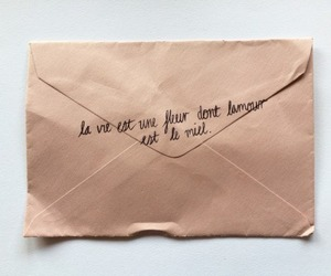 indie, Letter, and vintage image