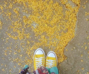 all star, amarelo, and beautiful image