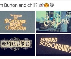 tim burton, corpse bride, and edward scissorhands image