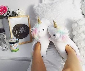 unicorn and girl image