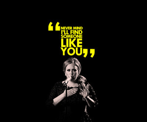 someone like you, Adele, and text image