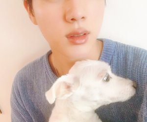 jin, bts, and hermosura image