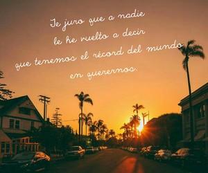 amor, atardecer, and ciudad image