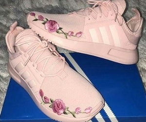 adidas, beautiful, and pink image