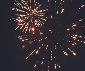 fireworks, fourth of july, and holiday image